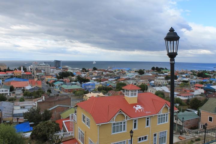 """Vista desde el """"Cerro La Cruz"""" Fotografía: www.luchogarciaoteiza.wordpress.com"""