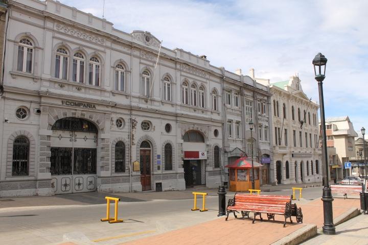 1era Compañía de Bomberos de Pta Arenas. Fotografía: www.luchogarciaoteiza.wordpress.com