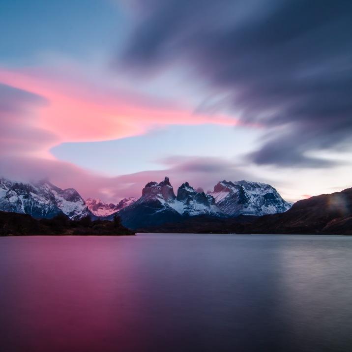 """Fotografía ganadora """"The Horns of Paine / Los Cuernos del Paine"""""""