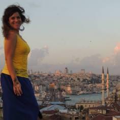 nomadic chica istanbul