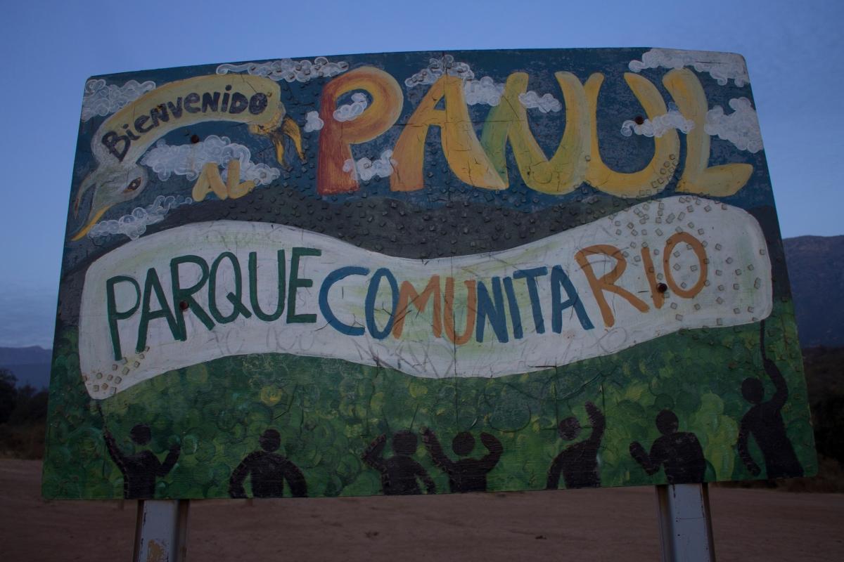 PANUL: PARQUE COMUNITARIO